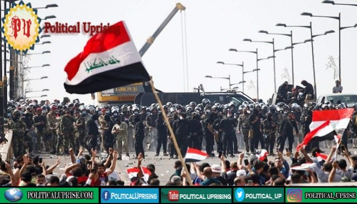 Protesters rally in Najaf calls for investigation into deadly violence