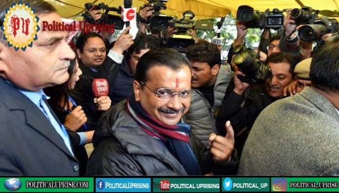 Kejriwal's AAP stuns Modi's BJP with huge win in New Delhi election