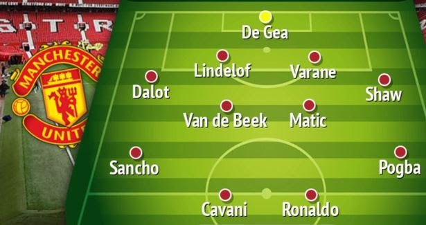 3 Ways Man United Could Line Up Against Villarreal After Ole Gets Questioned Over 4-2-3-1 Formation 1