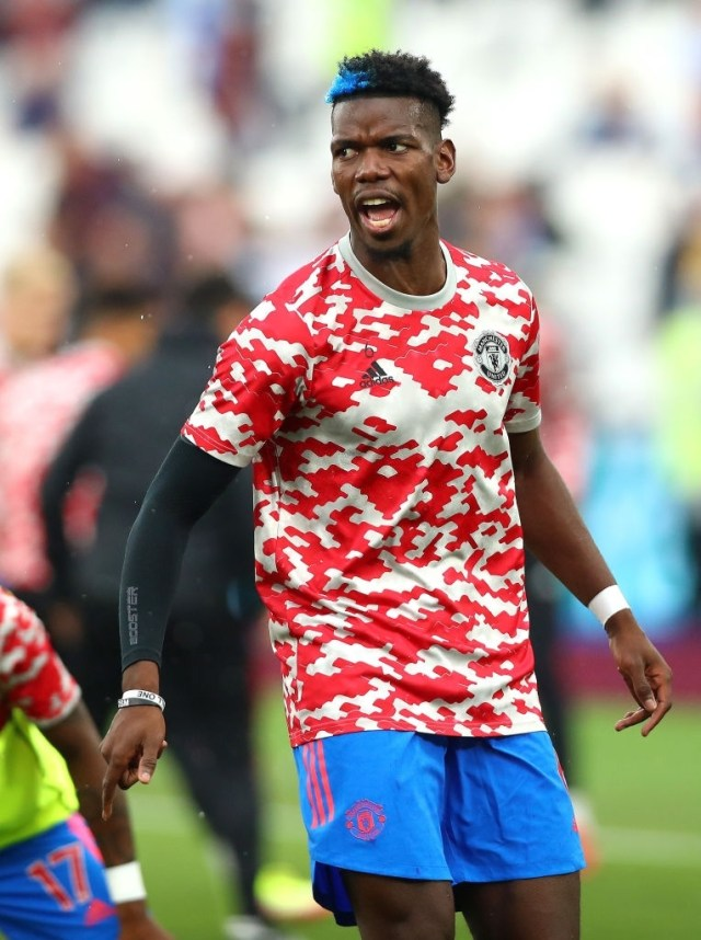 Man United Finally Hand Pogba Mega Deal That Could See Him Breaking Premier League History 1