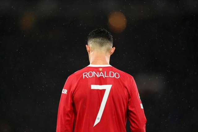 Cristiano Ronaldo Finally Discloses His Preferred Position After Solskjaer Wrongly Used Him As Number 9 1