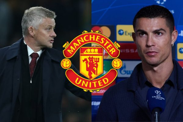 Cristiano Ronaldo Finally Discloses His Preferred Position After Solskjaer Wrongly Used Him As Number 9