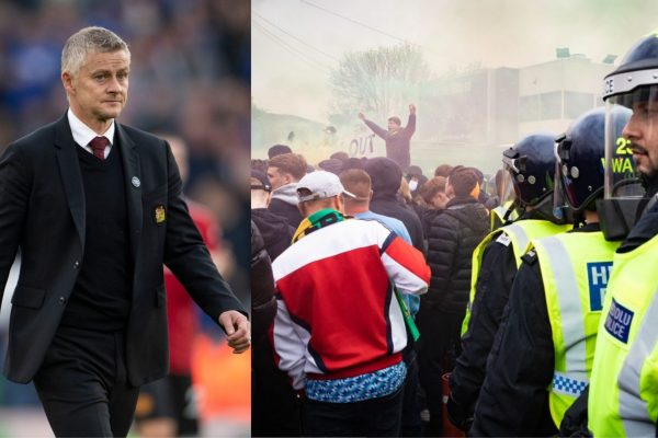 Breaking: Ole Solskjaer's Fate Finally Decided As Fans Begin Protest