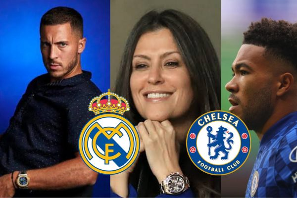 Eden Hazard Sends Message To Chelsea Amid New Injury As Real Madrid Also Sends New Reece James Message