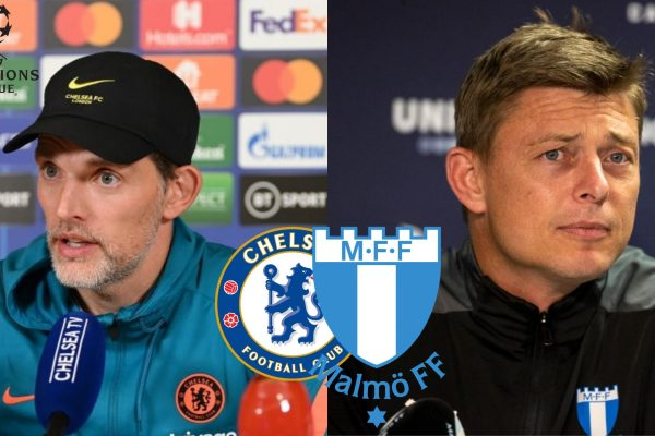 Chelsea vs Malmo Predicted Line Up, Injury Update And Possible Formations