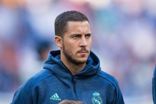 Eden Hazard Sends Message To Chelsea After Juventus Defeat Shows He Is Yet To Be Replaced 2