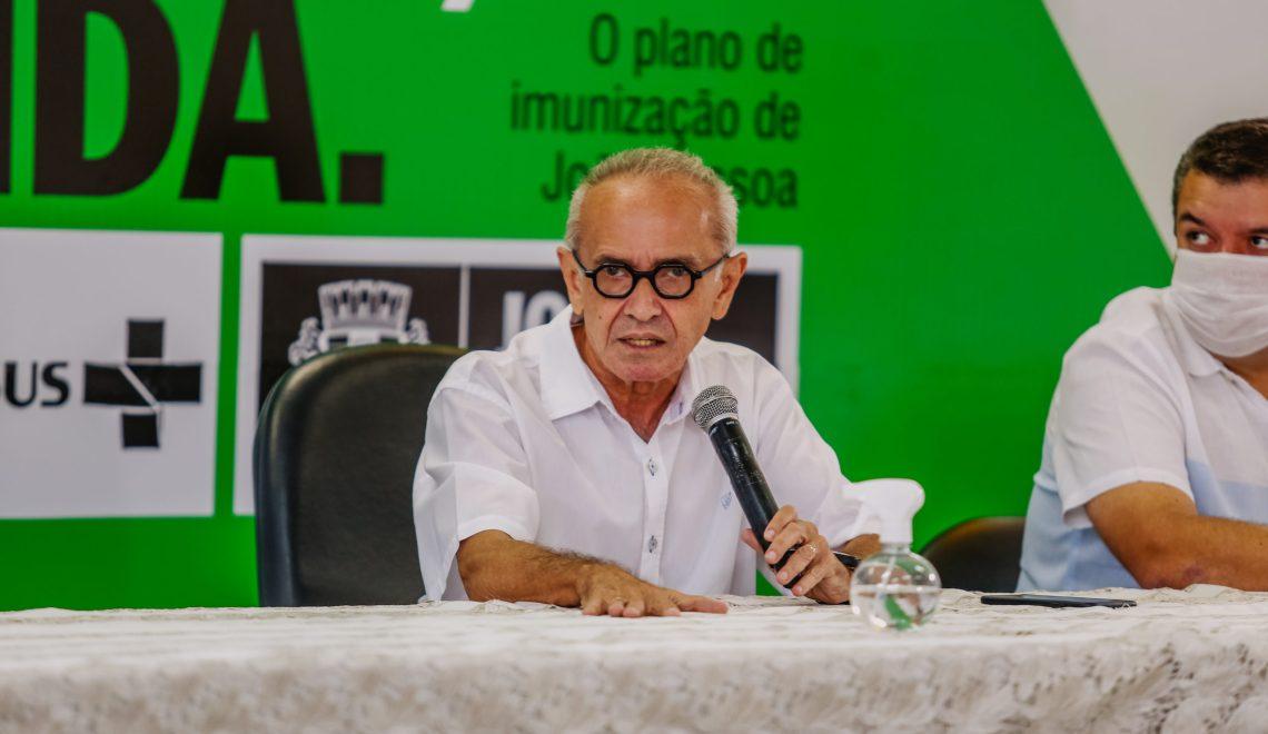 Em primeira reunião do Comitê Gestor, Cícero Lucena dá o ponta-pé para nova cidade