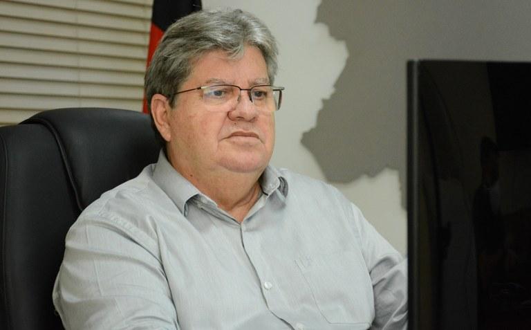 CPI aprova convocação de nove governadores. João Azevêdo fica fora da lista