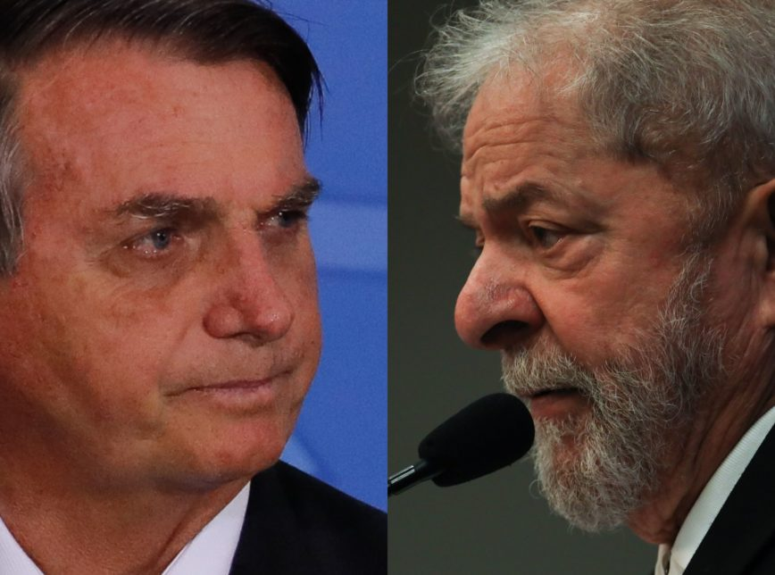 Eleições 2022: Lula lidera pesquisa com 49% das intenções de votos, aponta Ipec; Bolsonaro 23% e Ciro 7%