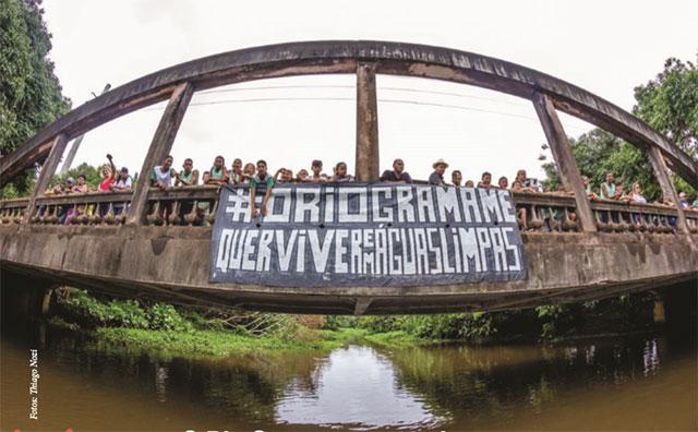 MPPB ajuíza ação civil pública contra Estado, Aesa e ex-diretor da autarquia por contaminação de rios