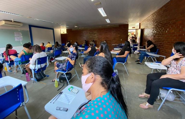 Concurso da Fundação PB Saúde reuniu 16.954 candidatos neste domingo