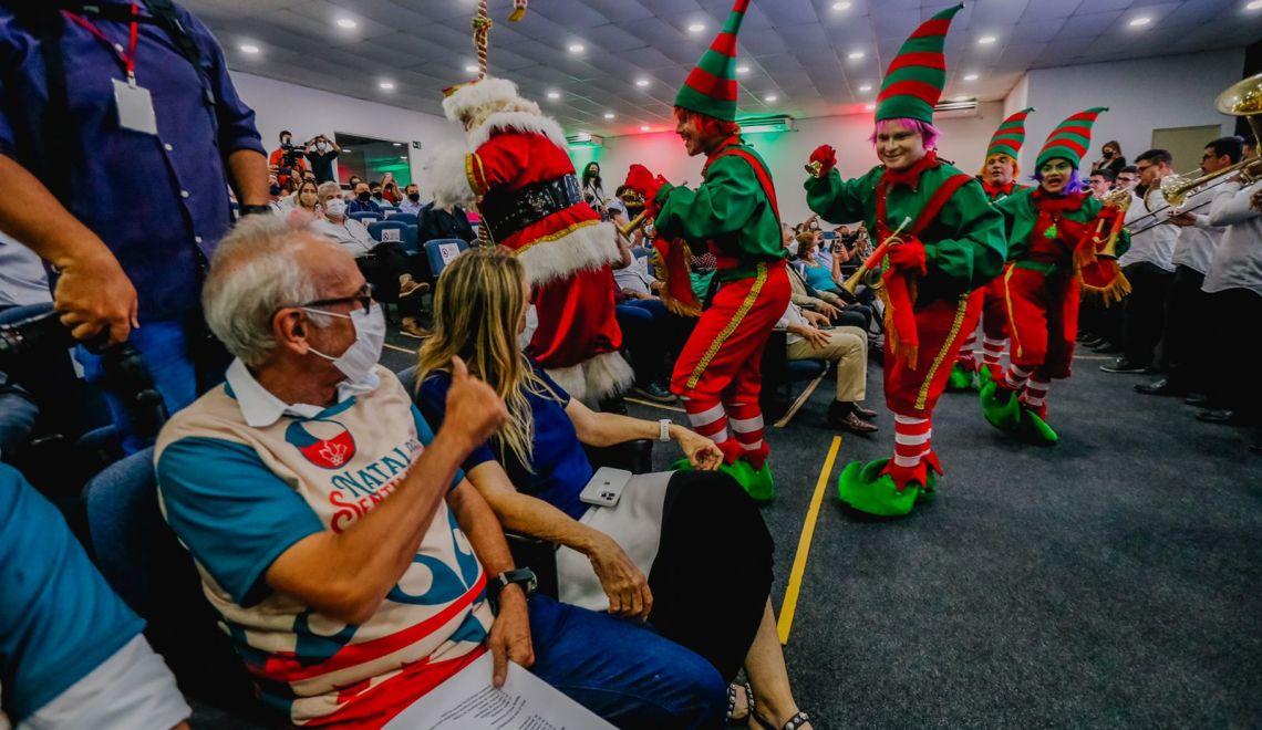 Prefeitura de João Pessoa lança 'Natal dos Sentimentos' para renovar clima festivo e atrair turistas