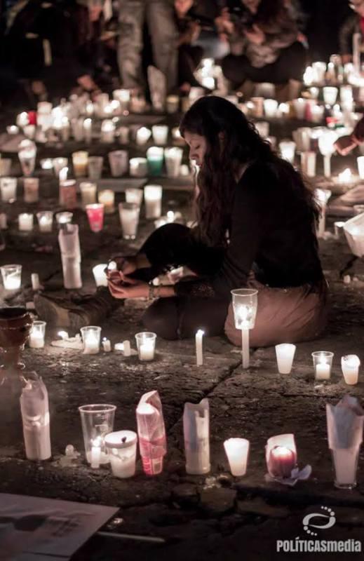 Fotografía: Manuel Enríquez | 2da Jornada de Acción Global por Ayotzinapa