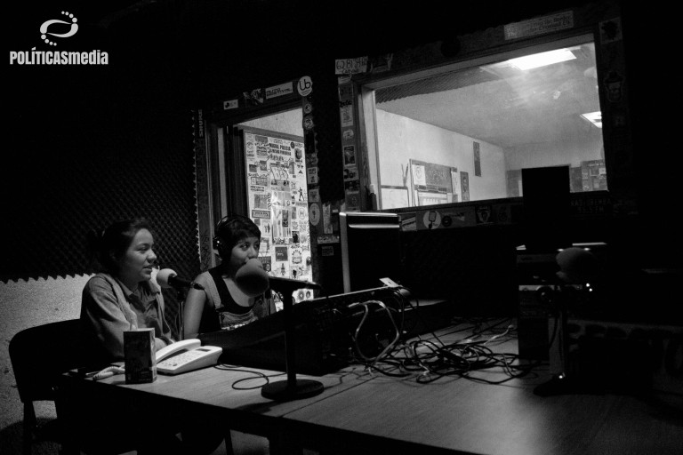 Instalaciones de Radio Zapote   Fotografía: Mónica Olivares