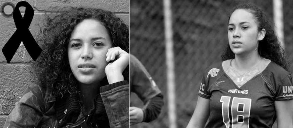 Karen Rebeca Esquivel Espinosa de los Monteros, de 19 años. Fotografía: La prensa.mx