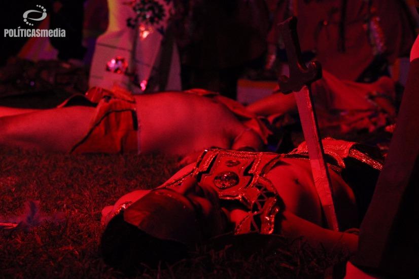 La leyenda de la Llorona. Fotografía: Tiyako Felipe | Políticas Media.