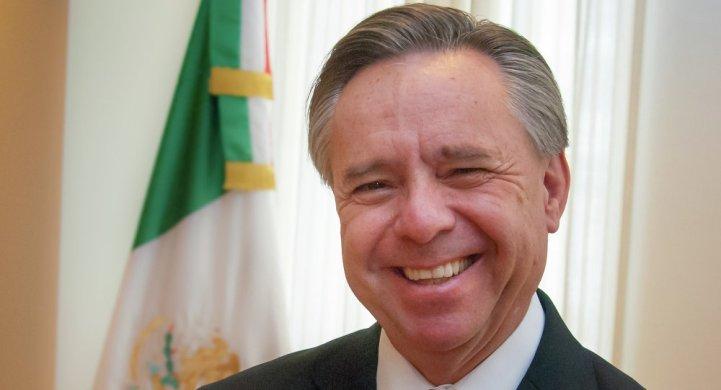 Eduardo Medina Mora | Fotografía: Sputnik News