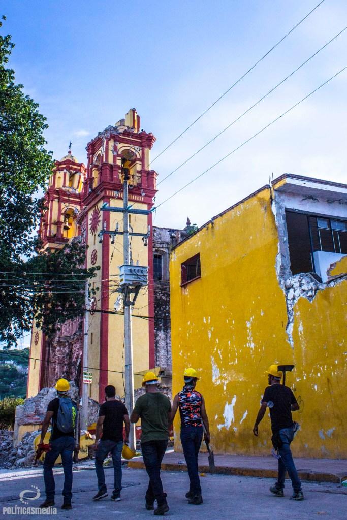 Municipio de Tepalcingo, Morelos. Fotografía: Claudia Jiménez | Políticas Media