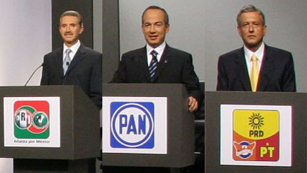 Candidatos-2006
