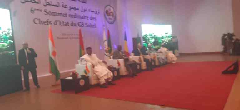 إليكم أبرز النقاط التي تحدث عنها اليوم رئيس الجمهورية في قمة G5 بانواكشوط
