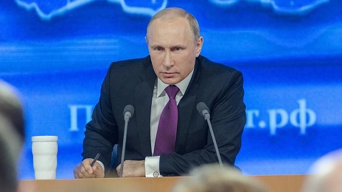 Putin: Čim je Rusija stala na noge…