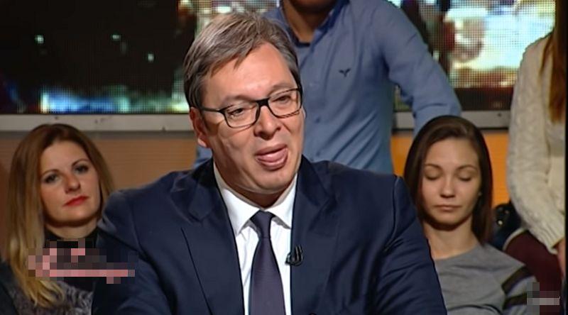 Ne radi se o osobi sa posebnim potrebama, nego o predsedniku Srbije