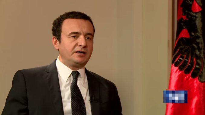Kurti traži od Grčke da prizna Kosovo