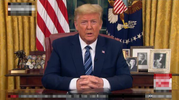 Tramp proglasio vanredno stanje u SAD