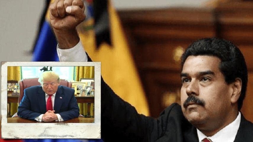 Maduro: Tramp je bedno ljudsko biće i rasisitički kauboj