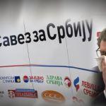 Vučić celodnevnim policijskim časom prikriva pozivanje ljudi na šoping u Milano, okupljanje 100.000 ljudi radi prikupljanja potpisa u jeku epidemije…