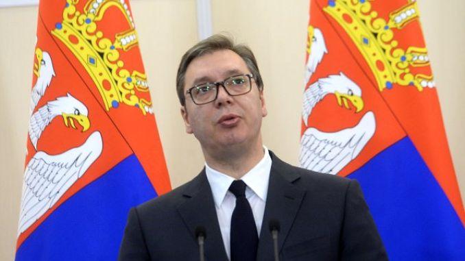 Vučić: Zabrana javnih skupova samo u zatvorenom prostoru, škole i dalje rade, perite ruke…