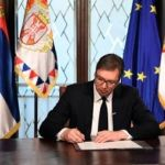 Vučić: Zabrana kretanja od 20h do 5h ujutro, počinje od sutra