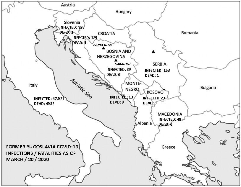 Prirodne katastrofe kao detonatori društveno-političke promene u podeljenom društvu: Bosna i Hercegovina 2014-2020