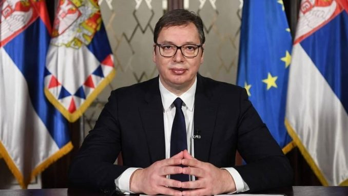 Vučić: Vanredno stanje biće ukinuto na Đurđevdan