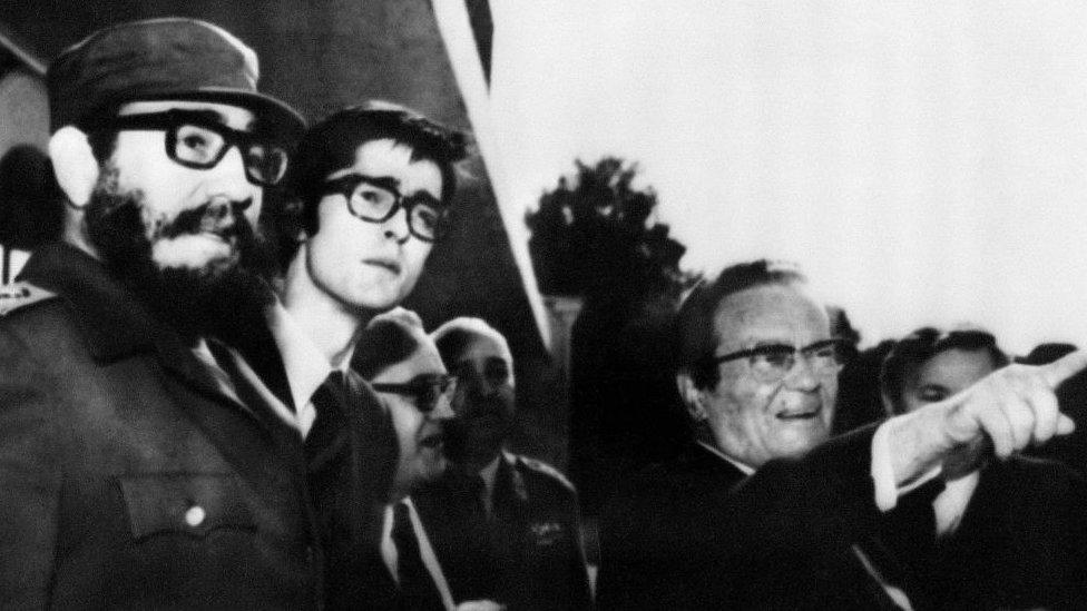 Šta je posedovao Josip Broz Tito
