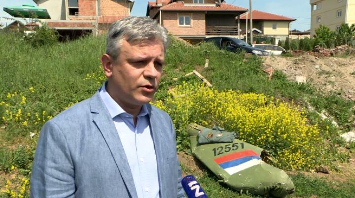 """""""Gde završavaju heroji našeg naroda"""": Kolege pilota Mehića sprečile da deo srušenog helikoptera bude istopljen u peći"""