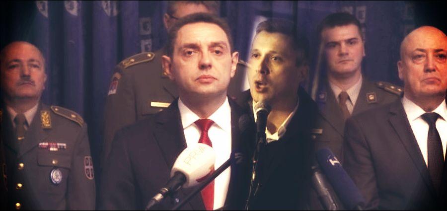 MO: Nervno rastrojeni i neuračunljivi Obradović ponovo poziva na građanski rat, podnećemo još jednu krivičnu prijavu