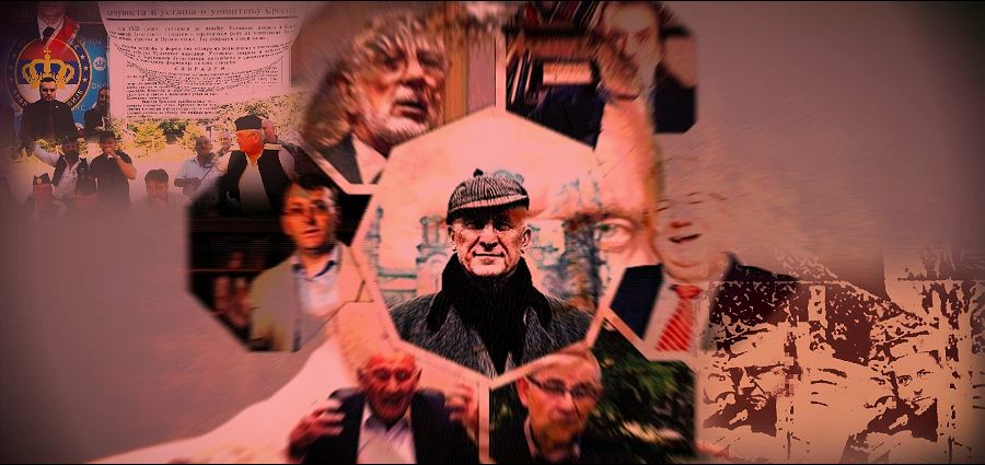 Kreketanjem patriota i antikomunista se ubija u Srbima sve što je muško, ubija se slobodarski duh, a afirmišu se jajarenje, kolaboracija i funjarluk