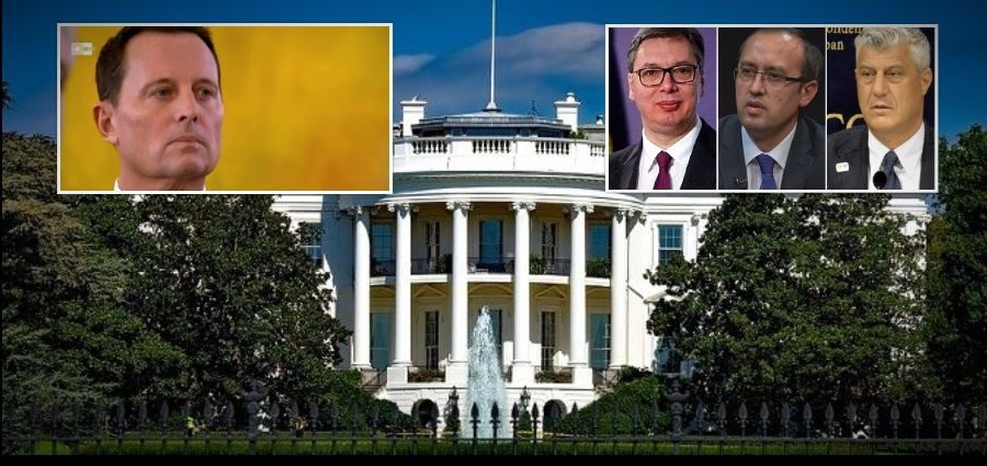 Sastanak u Vašingtonu od starta osuđen na propast