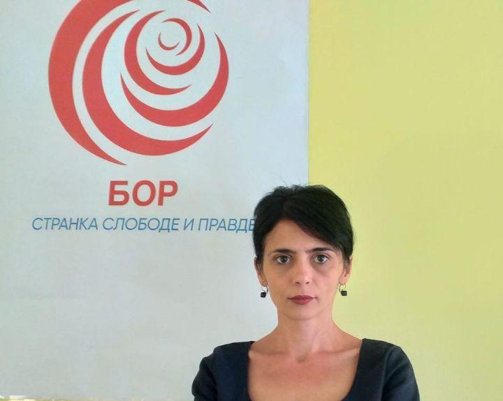 Irena Živković: Kako je moguće uništiti Bor?