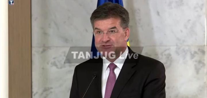 Vučić sa Lajčakom: Teme su bolne, kompromis nije lak za Srbiju