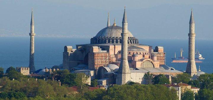 Aja Sofija ponovo postaje džamija