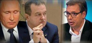 Može li Vučić bez Dačića i da li se Vučiću u Moskvi manje veruje