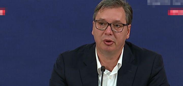 Vučić: Možda formiramo vladu samo sa manjinama, bez Šapića i SPS