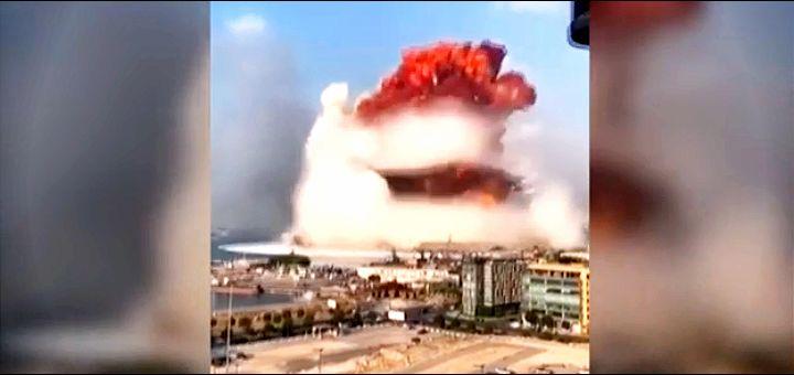 Eksplozija u Bejrutu: U Libanu potraga za preživelima, najmanje 100 poginulih i više od 4.000 povređenih