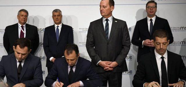 Tramp 4. septembra nameće sporazum Beograda i Prištine?