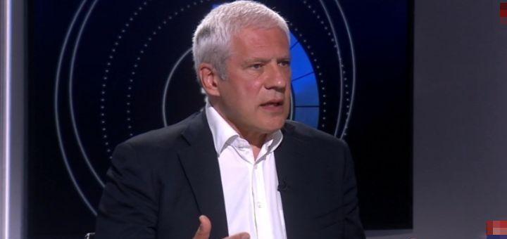 """Zoran Lutovac stečajni upravnik DS: """"Pa šta ako se i raspadne Demokratska stranka?"""""""
