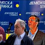 Lečić: Dobio sam 73 odsto glasova ljudi koji su članovi stanke, Lutovac je ko malo dete; Đilas: Žalićemo se Evropskoj uniji