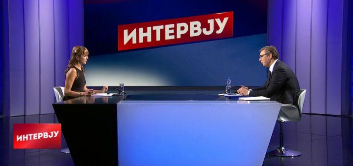 Vučić: Rekao sam NE na najtežem mestu na svetu, a Putin mi se izvinio zbog Zaharove