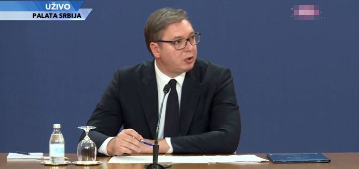 Vučić: Ana Brnabić mandatar za sastav nove Vlade